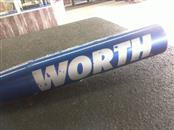 WORTH Baseball BASEBALL BAT